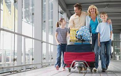 Переезд всей семьей