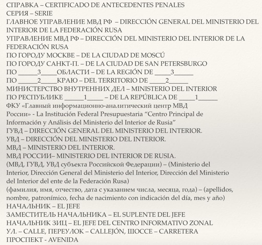 Перевод Испания 006