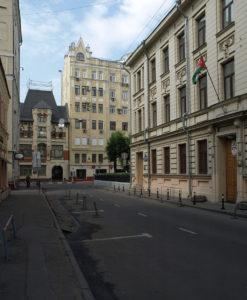 Посольство Иораднии в Москве
