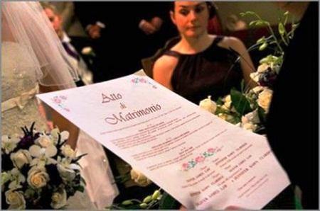 Документы на свадьбу в италии за итальянца