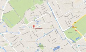 карта посольства рф в гааге