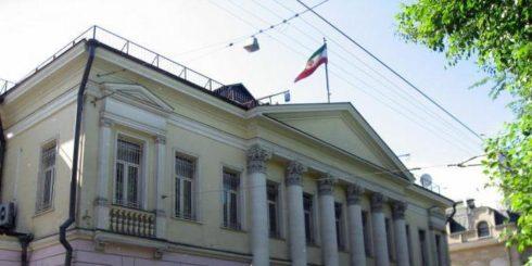 посольство Ирана в Москве
