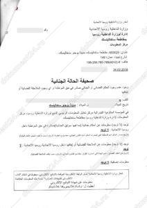 Справка о несудимости Госуслуги Кувейт перевод