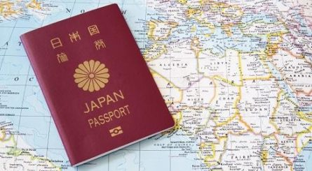 рабочая виза в Японию